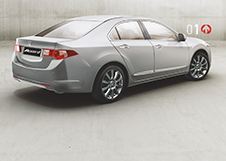 Honda Accord Sedan 2015 <br/> Rabat 10 000 PLN