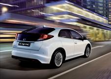 Honda Civic 5D 2014 <br/> Rabat 6 000 PLN
