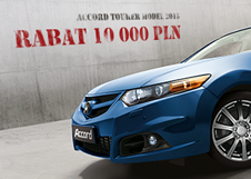 Honda Accord Tourer 2015 <br/> Rabat 10 000 PLN