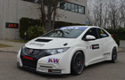 Honda Civic WTCC w niefabrycznym zespole