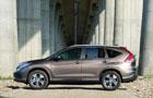 Honda CR-V najlepiej sprzedającym się SUV-em na świecie  w pierwszym kwartale 2014 roku
