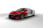 Nowe szczegóły techniczne dot. kolejnej generacji modelu NSX ujawnione na SAE 2015 World Congress an