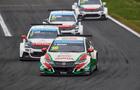 Honda Civic WTCC wygrywa na Węgrzech