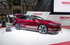 Honda prezentuje model Clarity Fuel Cell