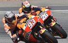 Testy Repsol Honda Teamu na torze  Sepang