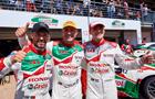 Sensacyjna dominacja Hondy i komplet na podium WTCC w Maroku