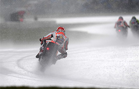 Historyczne zwycięstwo Millera i Hondy w MotoGP w Holandii