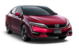 Honda Clarity Fuel Cell z zasięgiem 589 kilometrów