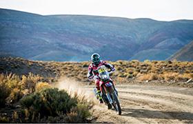 Joan Barreda nadal liderem Dakaru po pierwszym etapie w Boliwii