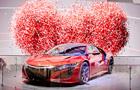 Honda na Frankfurt Motor Show 2015