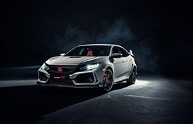 Honda na Geneva Motor Show 2017 - materiały prasowe