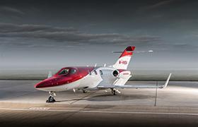 HondaJet ustanawia rekord prędkości i świętuje status bestsellera w pierwszym kwartale 2017 roku