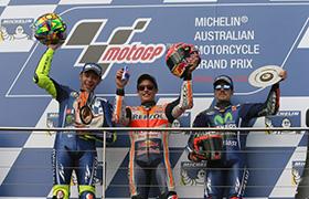 Szósta wygrana Marqueza w sezonie MotoGP