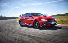 "Honda Civic Type R z tytułem ""Best Performance Car"" w konkursie Women's World Car of the Year"