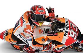 Marc Marquez i Honda razem przez kolejne dwa lata