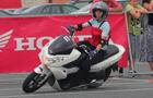 Zapraszamy na ostatnią w tym roku imprezę Honda Gymkhana
