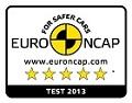 Nowa Honda CR-V uzyskuje najwyższą ogólną ocenę w testach bezpieczeństwa Euro NCAP