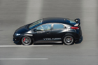 Testy najnowszej Hondy Civic Type R