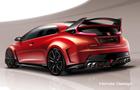 Honda Civic Type R Concept zadebiutuje podczas salonu Geneva Motor Show 2014
