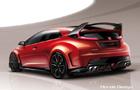 Honda prezentuje model Civic Type R Concept