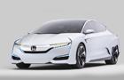 Honda FCV Concept nowej generacji  debiutuje w Ameryce Północnej