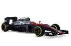 Zespół McLaren-Honda ujawnia swój bolid