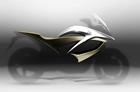 Nowy motocykl Hondy z silnikiem V4