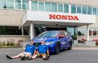 Honda ustanawia nowy Światowy Rekord Guinnessa w zakresie niskiego zużycia paliwa