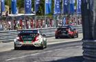 Honda dwukrotnie na podium w Portugalii