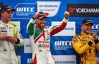 Castrol Honda Civic wygrywa w Japonii