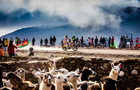 Rajd Dakar przenosi się do Boliwii, Paulo Goncalves na prowadzeniu