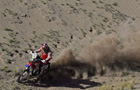 Team HRC odmawia poddania się w piekielnym etapie w Fiambala
