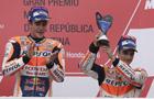 Marquez wygrywa w MotoGP w Argentynie
