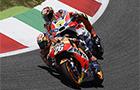 Marquez o włos od kolejnego zwycięstwa w MotoGP