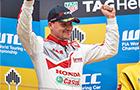 Honda na podium po wymagającym weekendzie w Rosji