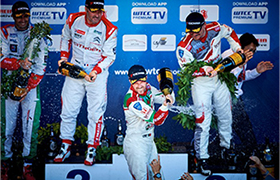 Monteiro i Honda wygrywają w WTCC w Portugalii