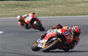 Pedrosa i Honda wygrywają w Misano