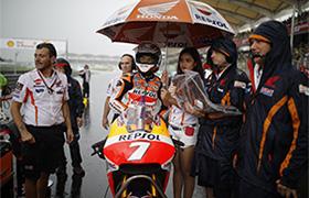 Miller ósmy w MotoGP w Malezji, Marquez pokazuje determinację