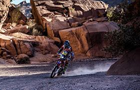 Trzecie zwycięstwo Joana Barredy, połowa etapów Dakaru wygrana przez Hondę