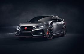 Nowa Honda Civic Type R Prototype debiutuje w Azji podczas Tokyo Auto Salon