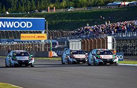 Honda ogłasza skład zespołu fabrycznego, który będzie się ścigał w FIA WTCC w sezonie 2017
