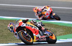 Pedrosa i Honda dominują w MotoGP w Jerez