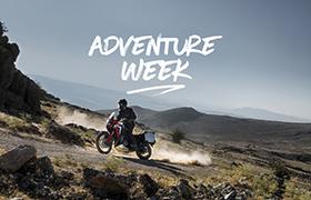 ADVENTURE WEEK 15-20 MAJA