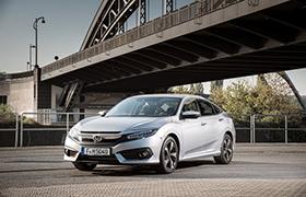 Honda Civic sedan już w sprzedaży