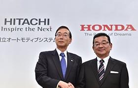 Hitachi Automotive Systems i Honda założyły spółkę joint venture, by produkować silniki do pojazdów elektrycznych