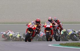 Marquez i Honda znów wygrywają w Niemczech