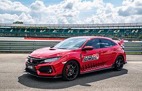 Matt Neal ustanawia kolejny – już trzeci – rekord okrążenia w ramach projektu Type R Challenge 2018