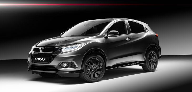 Honda zapowiada nowy model HR-V Sport z silnikiem 1.5 VTEC TURBO