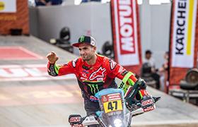 Barreda i Honda wygrywają pierwszy odcinek Dakaru