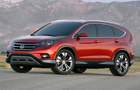 Honda CR-V Concept następnej generacji